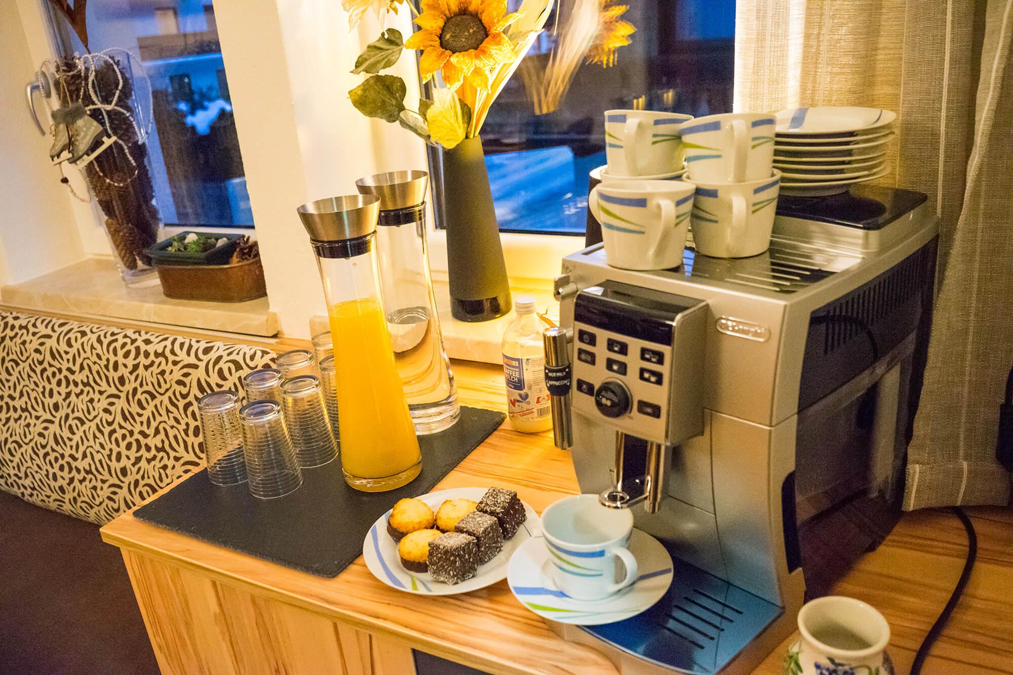 Frühstück Kaffee